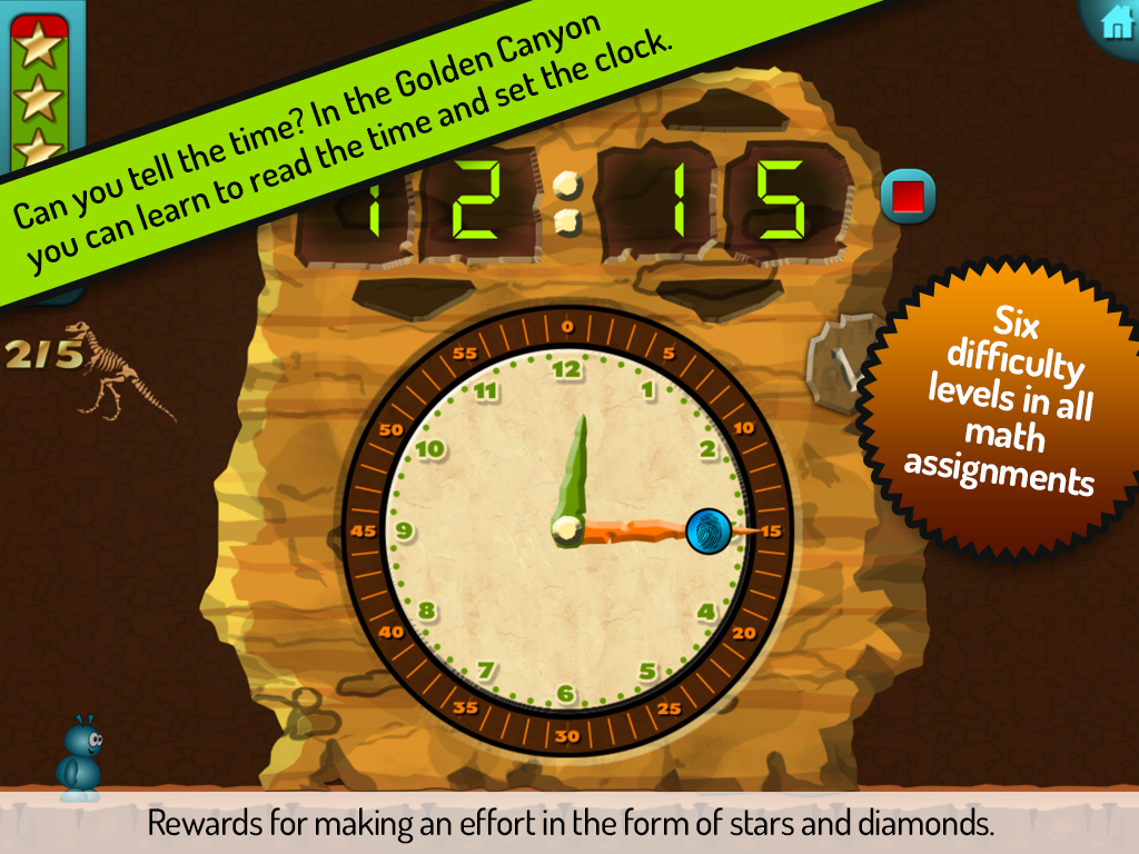 GOZOA - the Key Quest, play and learn math app for kids 3